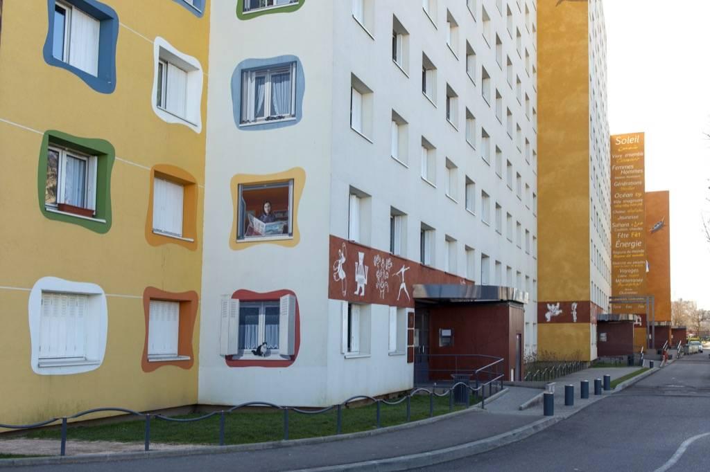 Citécréation Design Mural Monumental Et Fresque Murale