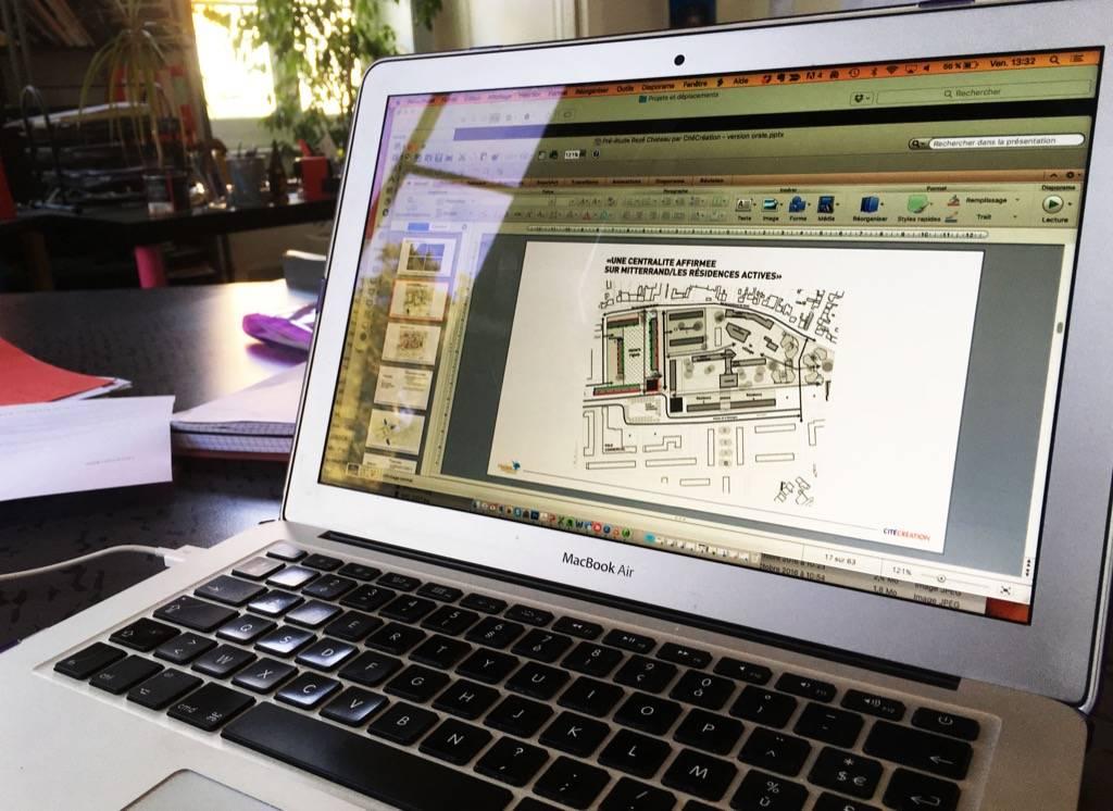 Mission - L'étude exploratoire permet à nos clients de mieux cerner leur projet de design mural monumental.