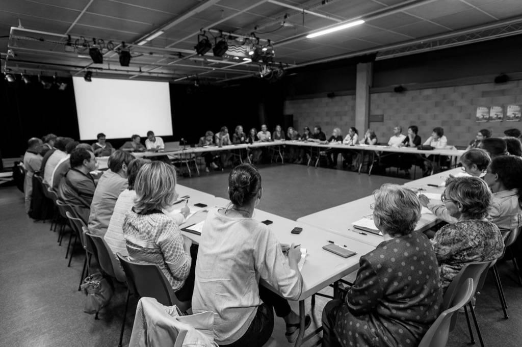Mission - Nous assurons la phase de concertation dans le cadre d'ateliers créatifs et sur les réseaux sociaux.