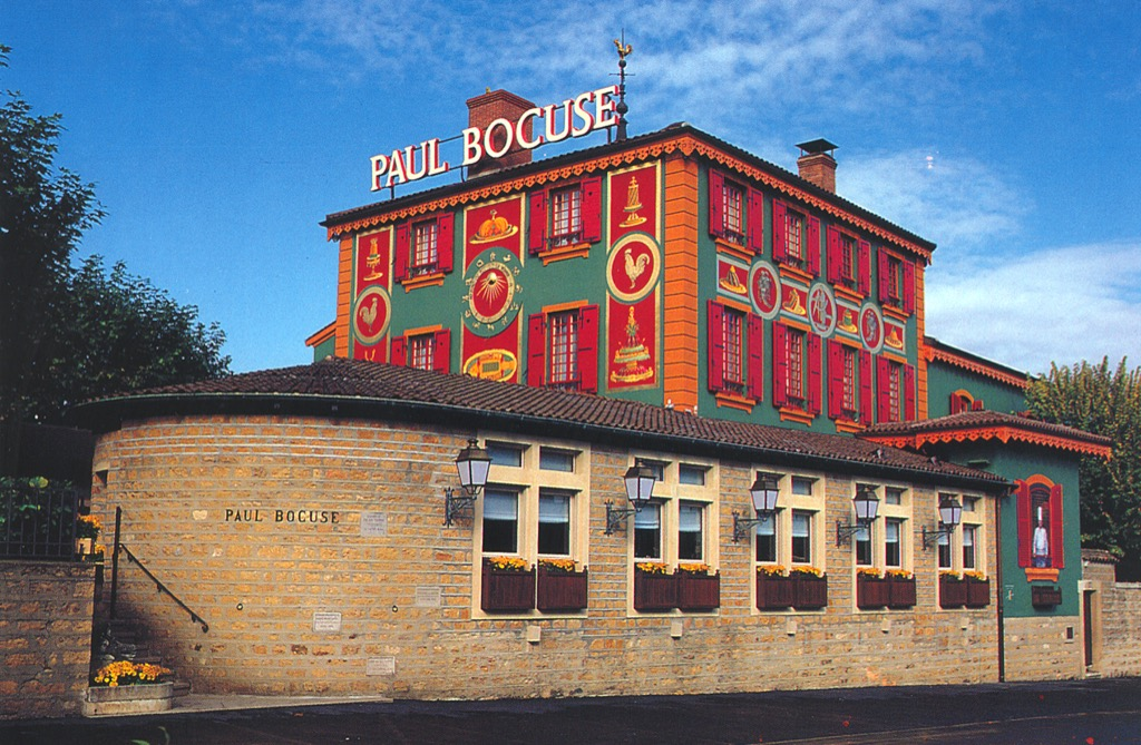 Restaurant Paul Bocuse, Collonges-au- Mont-d'Or (France)