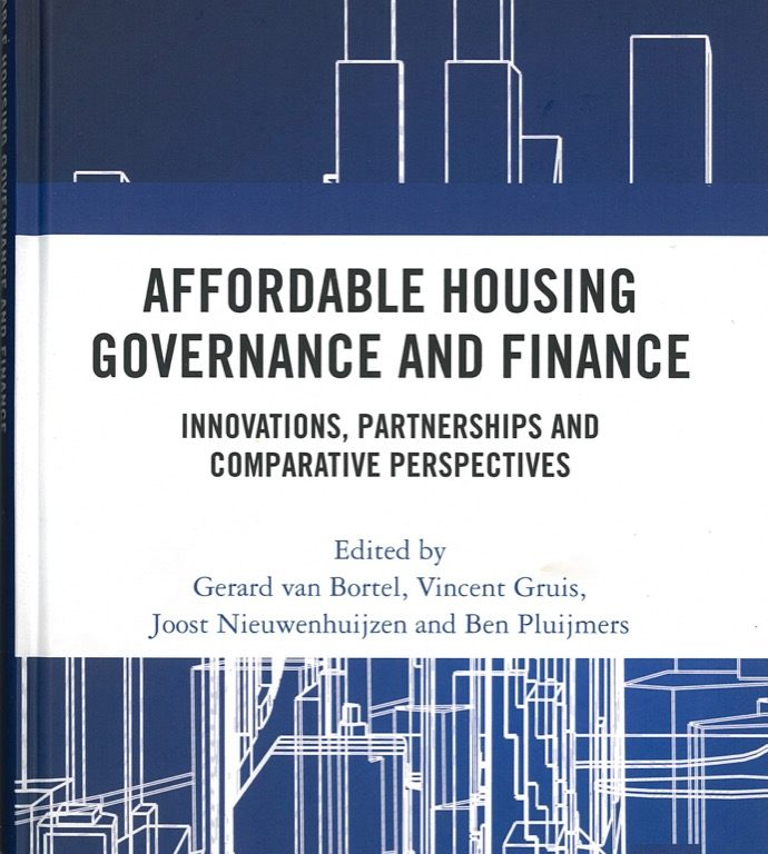 Affordable housing governance... Éditions Routledge