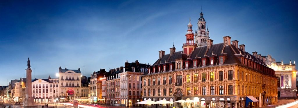 Lille Metropole as 2020's world design capital