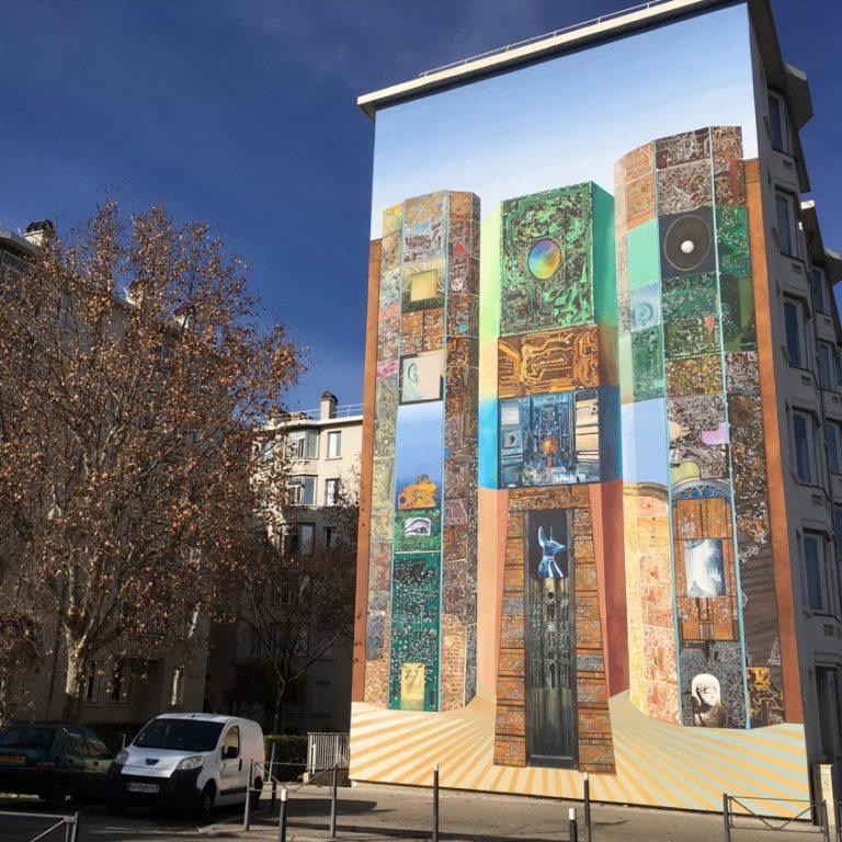 Cité idéale d'Égypte - Lyon 8è