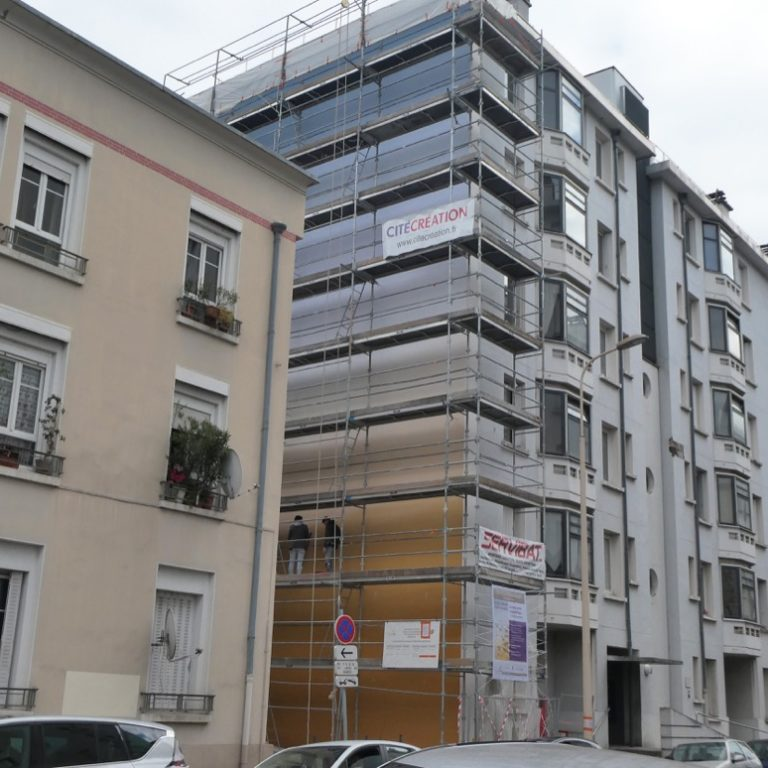 Tony Garnier à Lyon - 3 rue des Serpollières - Lyon 8è