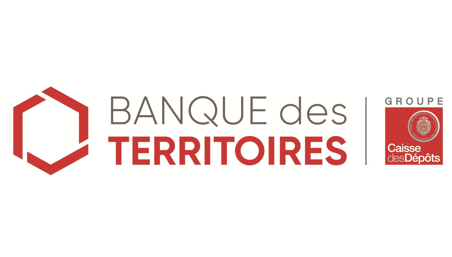 logo caisse des dépôts banque des territoires
